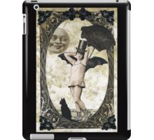 Halloween Moonlight Stroll iPad Case/Skin