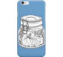 Water Witch - Fat Mermaid. iPhone Case/Skin