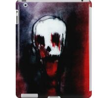 Of Red Death iPad Case/Skin