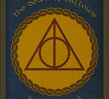 The Fabled Deathly Hallows (Harry Potter) by enthousiasme