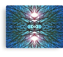 Infinite Wind Canvas Print