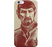 Mirror Spock iPhone Case/Skin