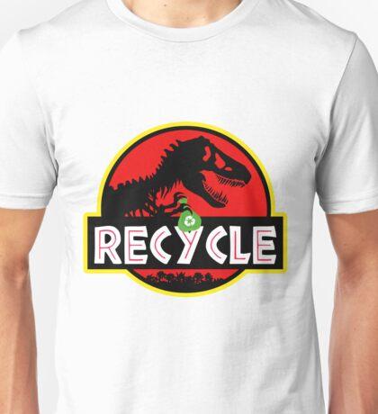 Green dinosaurs Unisex T-Shirt