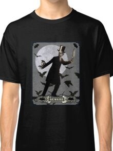 The Murderous Count Classic T-Shirt