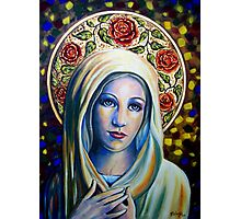 Holy Love of Mary Photographic Print