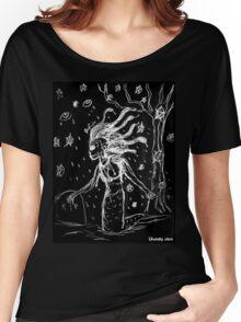 Death Rock Medusa Women's Relaxed Fit T-Shirt
