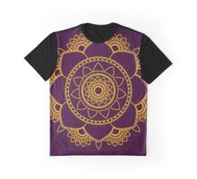 golden mandala Graphic T-Shirt