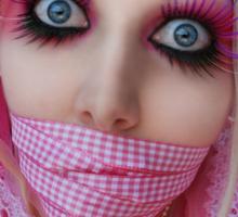 Pink Dolly | CountessGrotesque Sticker