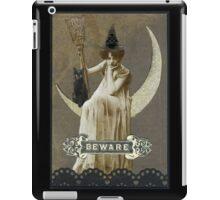 Bad Mood Moon iPad Case/Skin