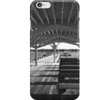 Pavilion Lines iPhone Case/Skin