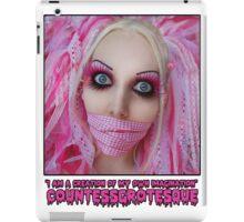 Pink Dolly | CountessGrotesque iPad Case/Skin