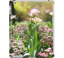 perfect rows iPad Case/Skin