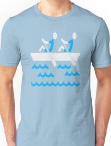 Rowing Boys Unisex T-Shirt