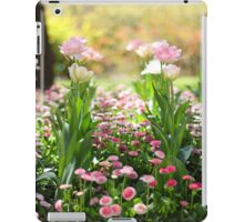 the tall and short of it iPad Case/Skin