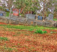 HDR gravesites  by DimondImages