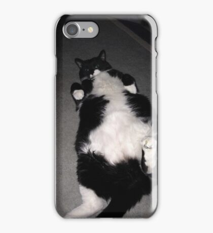Sassy Showing Her Trust In Me iPhone Case/Skin