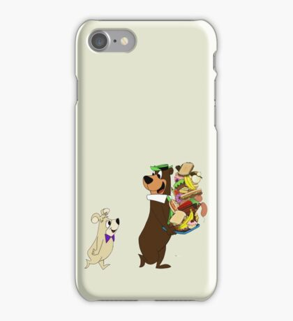 Just a little snack! iPhone Case/Skin