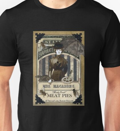 Mrs. Macabre's Meatpies T-Shirt