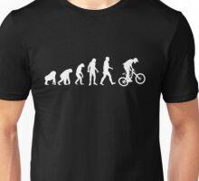 Evolution Downhill Freeride Mountain Bike MTB T Shirt Unisex T-Shirt