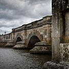 Bridge at Ross 2 by Jan Pudney