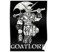 Goat Lord Censorship Poster