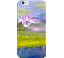 Lily Pond 2 iPhone Case/Skin