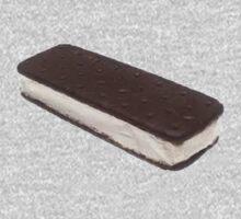 Ice cream sammich One Piece - Long Sleeve