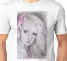 My Pink Rose Unisex T-Shirt