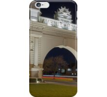 Arch Of Victory iPhone Case/Skin