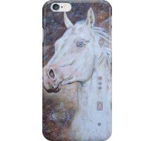 Habib Shael -- Akhal Teke Stallion iPhone Case/Skin