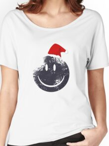 Christmas smile Women's Relaxed Fit T-Shirt