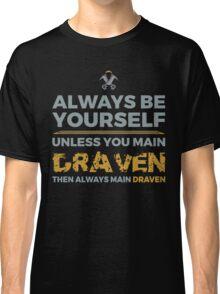 Draven Main Classic T-Shirt