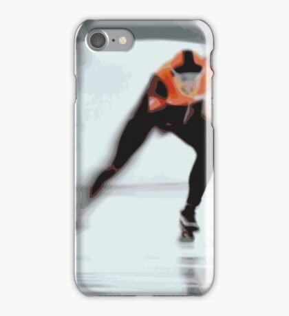 Skaters 7 iPhone Case/Skin