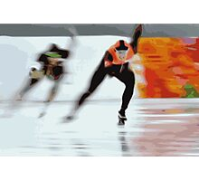 Skaters 7 Photographic Print