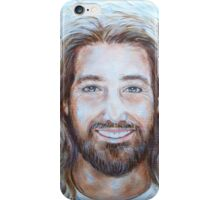 His Smile Lights The World iPhone Case/Skin