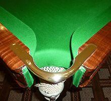 *Corner Pocket of Billiard Table* by EdsMum
