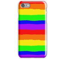 Hand Drawn Rainbow Pattern iPhone Case/Skin