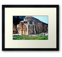 Church at Daphni, Greece Framed Print