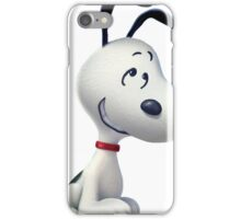 snoopy dogs, happy snoopy iPhone Case/Skin