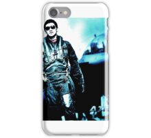 Fighter Pilot and Jet iPhone Case/Skin