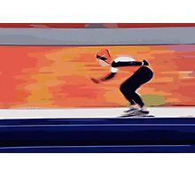 Skater 3 Photographic Print