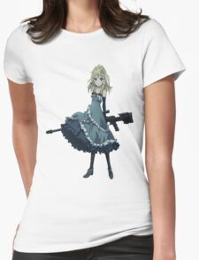 Tina Sprout Womens Fitted T-Shirt