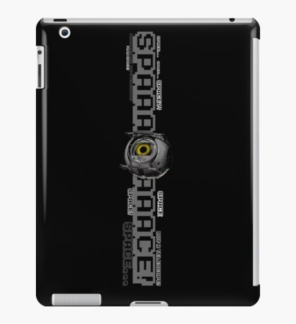 SPACE-1980s-SPACE iPad Case/Skin