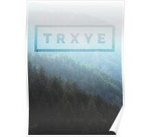 TRXYE forest Poster