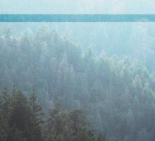 TRXYE forest Sticker