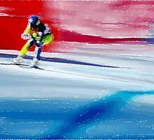 Giants Slalom  by navratil