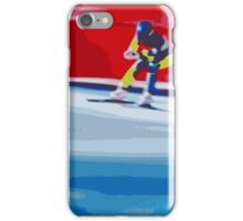 Giants Slalom 2 iPhone Case/Skin