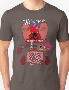 Welcome to Anatomy Park T-Shirt