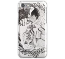The Magpie and the Fox iPhone Case/Skin