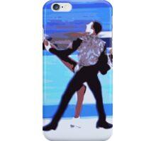 Figure Skaters iPhone Case/Skin
